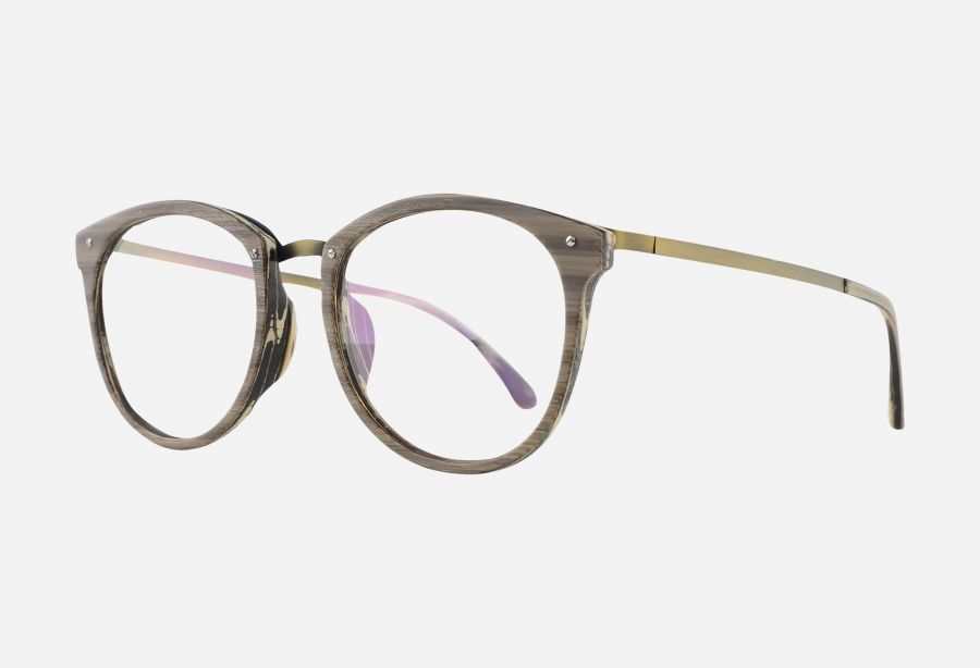 Prescription Glasses 069BROWNSTRIPE