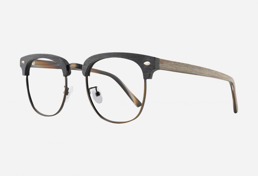 Prescription Glasses 070blackbrown