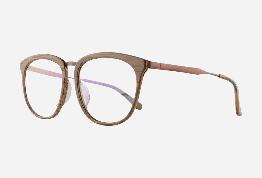 Prescription Glasses 096brown