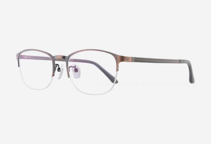 Prescription Glasses 1023brown