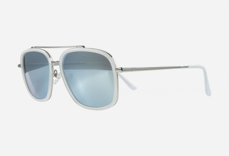 Prescription Sunglasses 1623WHITE