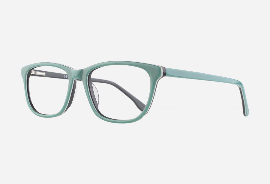 Prescription Glasses 1856green