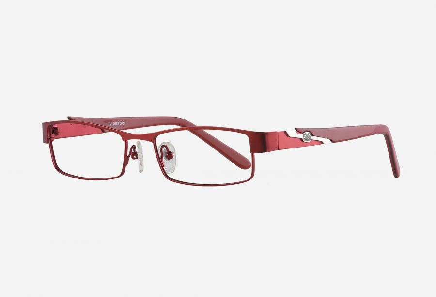 Prescription Glasses 2154BURGUNDY
