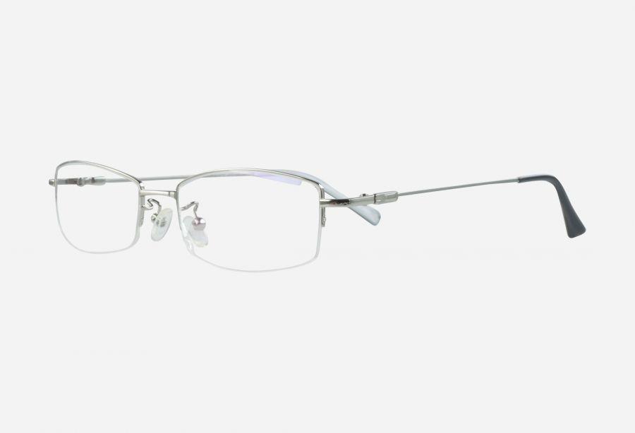 Prescription Glasses 3608silver