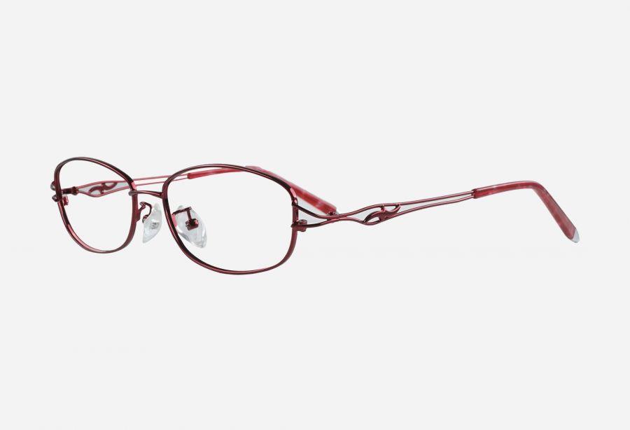 Prescription Glasses 56132red