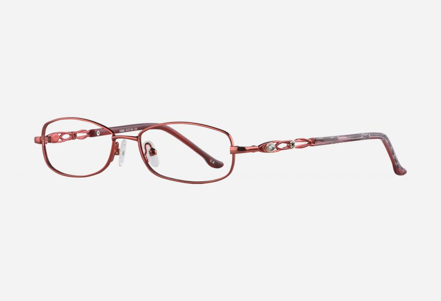 Prescription Glasses 6366red