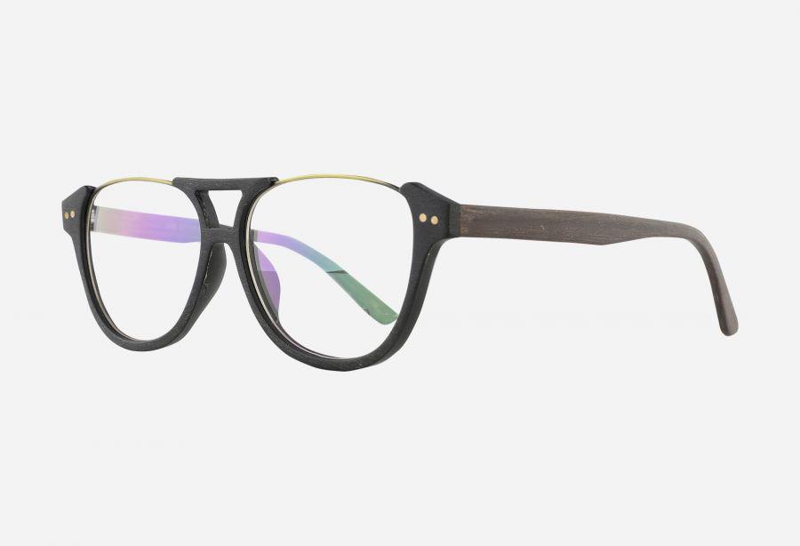 Prescription Glasses 9055BLACKBROWN