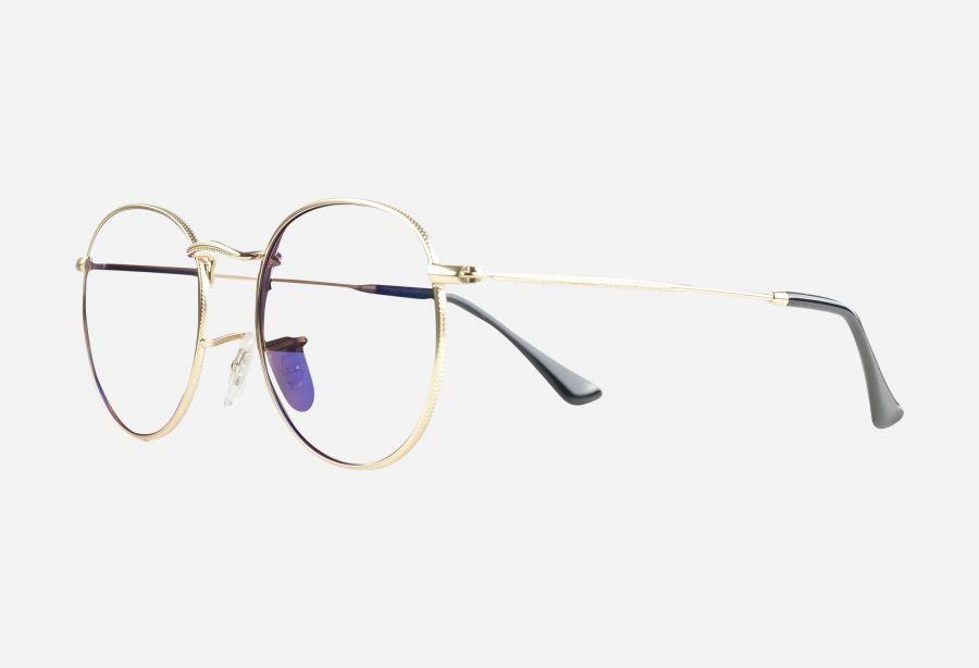 Prescription Glasses 87205_gold