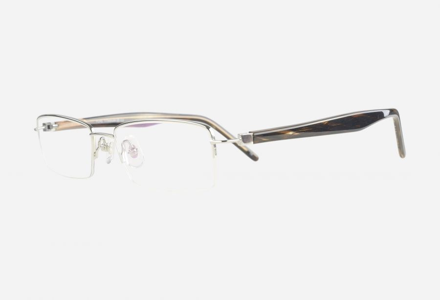 Prescription Glasses d81185silver