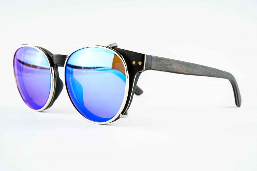 Prescription Sunglasses Owood_08_Brown