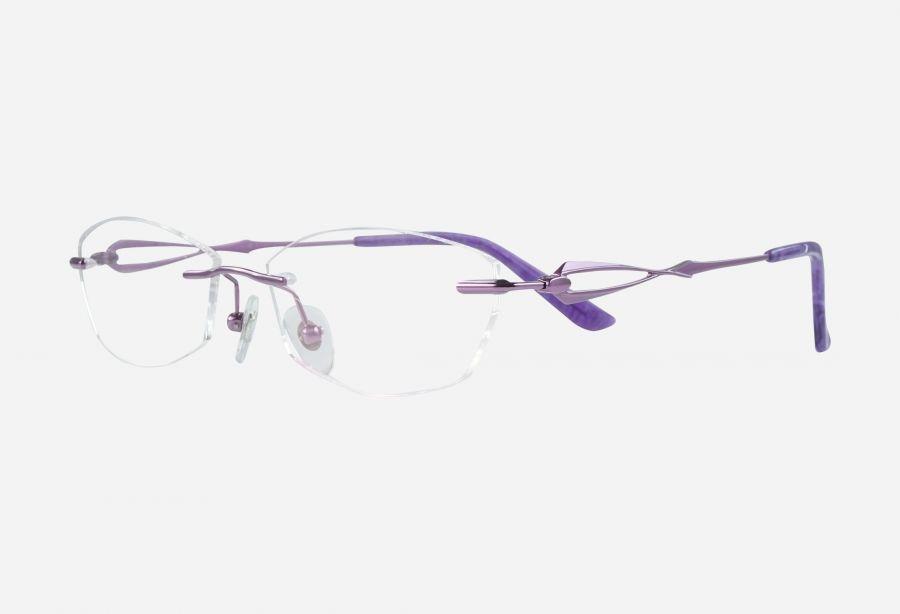 Prescription Glasses rt1126purple