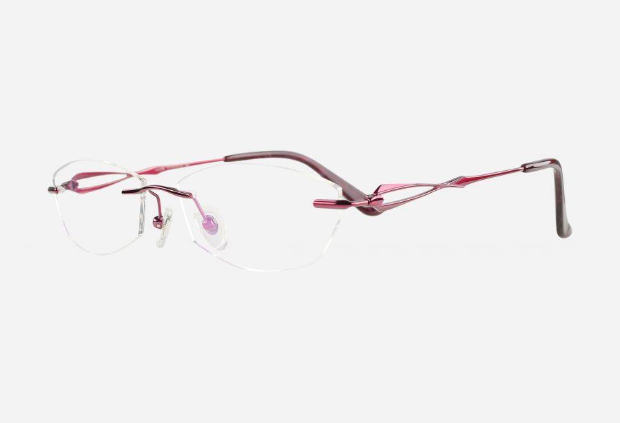 Prescription Glasses rt1126red