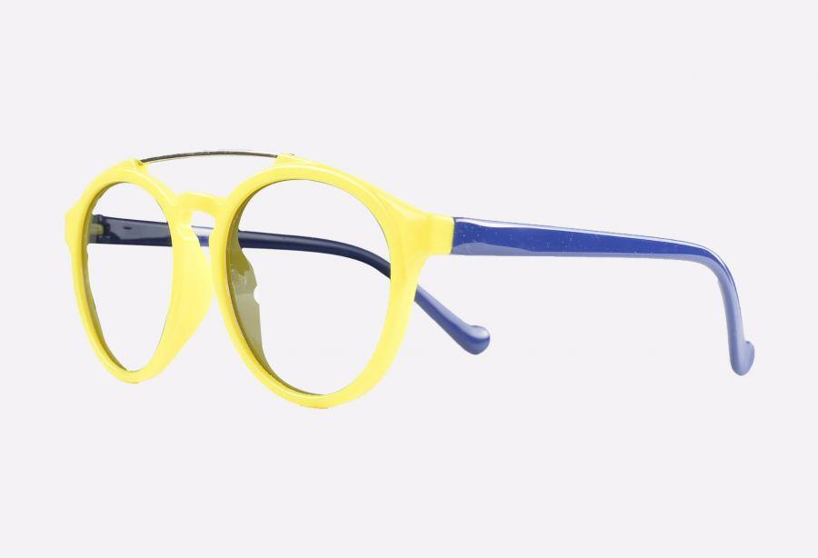 Prescription Glasses SK16123YELLOW_BLUE
