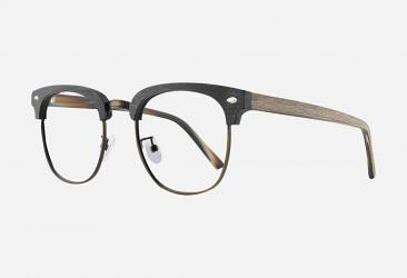 Women's Eyeglasses 070blackbrown
