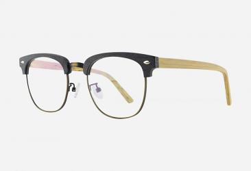 Wayfarer Eyeglasses 070BLACKWOOD