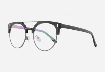 Women's Eyeglasses 098BLACK