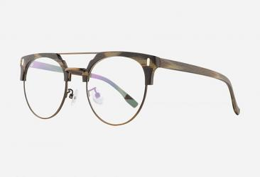 Women's Eyeglasses 098BROWN