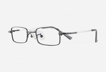 Full Rim Eyeglasses 108BLACK