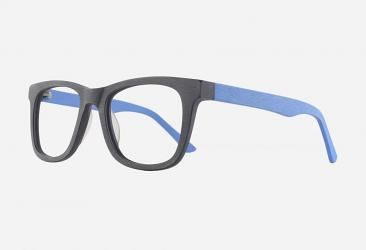 Wayfarer Eyeglasses 1219black_blue