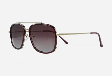 Wayfarer Sunglasses 1623BURGUNDY