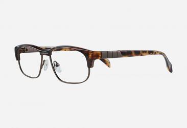 Browline Glasses 1808demi