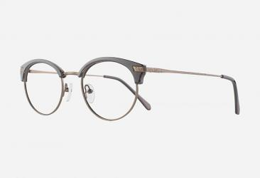 Round Eyeglasses 1816brown