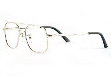 Aviator Eyeglasses 1842c2