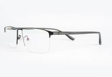 Semi-Rimless Eyeglasses 3008_c1