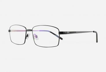 Titanium Eyeglasses 4454BLACK