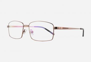 Titanium Eyeglasses 4454BROWN