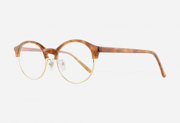 Women's Eyeglasses 5007LIGHTDEMI