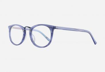 Women's Eyeglasses 5012BLUE