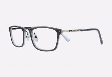 Prescription Glasses 5022GREYWHITE