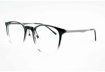 Women's Eyeglasses 51009_blackclear