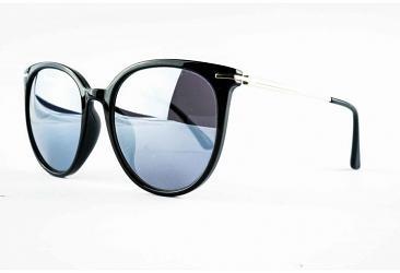 Round Sunglasses 6092_black