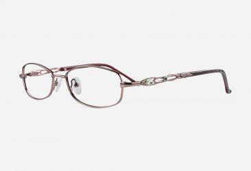 Prescription Glasses 6366pink