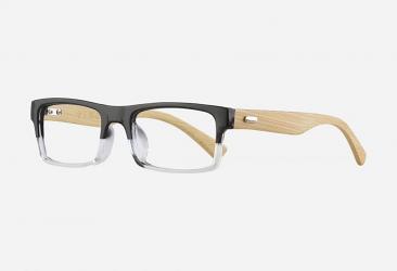 Women's Eyeglasses 6865blackclear