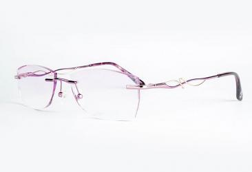 Pink Eyeglasses 8090_purple