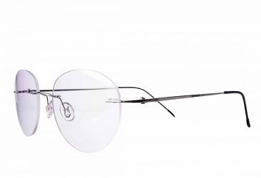 Women's Eyeglasses 8206_silver