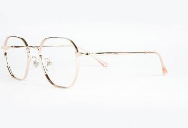 Gold Eyeglasses 91091_c3