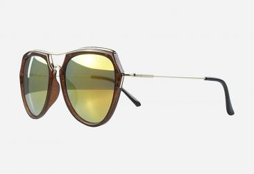 Cat Eye Sunglasses 9729brown
