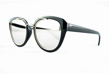 Round Sunglasses 9737black