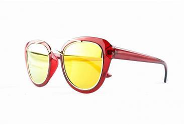 Round Sunglasses 9737red