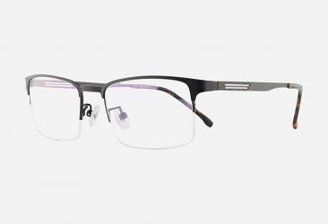 Browline Glasses C31577GUN