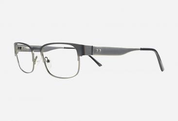 Browline Glasses M1379GUN