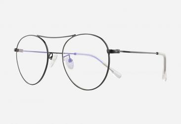 Aviator Eyeglasses S22127BLACK