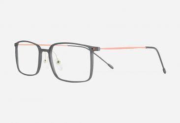 Women's Eyeglasses TRM3310BLACK_ORANGE