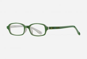 Green Eyeglasses a6239green