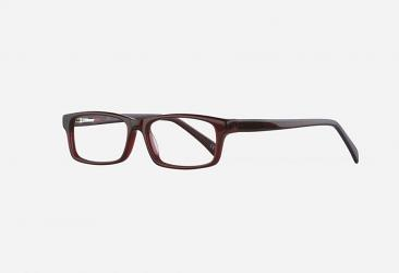 Burgundy Eyeglasses a6617burgundy