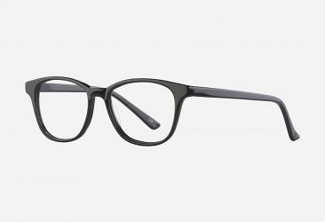 Prescription Glasses bl8010blackc33